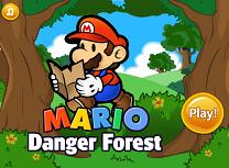 Mario in Padurea Periculoasa