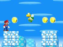 Mario in Lumea Magica