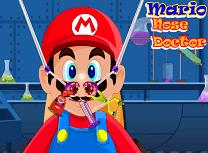 Mario la Doctorul de Nas
