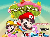 Mario si Casa de Dulciuri