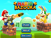Mario si Lansatorul de Rachete