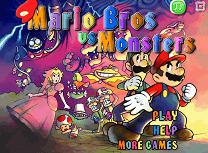 Mario si Monstrii