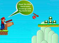 Mario si Tunul cu Ciuperci