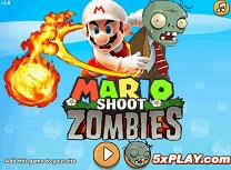 Mario vs Zombie