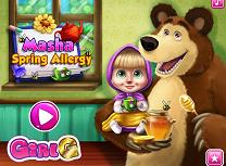 Masha Alergie de Primavara