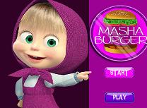 Masha Gateste Burger