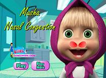 Masha Interventie la Nas