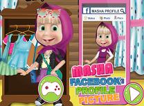 Masha Poza de Profil