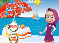 Masha la Plaja