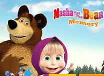 Masha si Ursul Carti de Memorie
