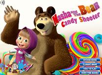 Masha si Ursul Distrug Dulciurile