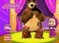 Masha si Ursul Murdar