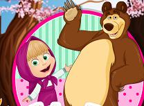 Masha si Ursul Vacanta de Vara