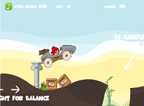 Masina Angry Birds