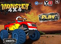 Masina Monstru 4X4