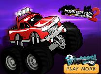 Masini Monstru Pentru Super Eroi