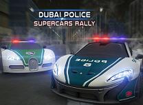 Masini de Politie in Dubai