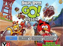 Masinile Angry Birds Puzzle