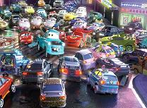 Masinile Disney - Obiecte Ascunse