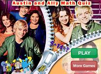 Matematica cu Austin si Ally