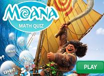 Matematica cu Moana