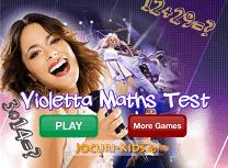 Matematica cu Violetta