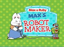 Max Construieste un Robot