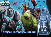 Max Steel Atacul Ultralink-urilor