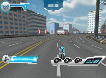 Max Steel Cursa cu Motocicleta