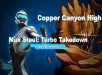 Max Steel Lupte