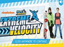 Max si Shred Intreceri cu Snowboardul