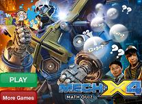 Mech X4 Test de Matematica
