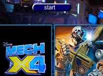 Mech-X4 de Memorie