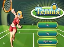 Meci de Tenis