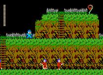 Mega Man Vs Fantome si Goblini