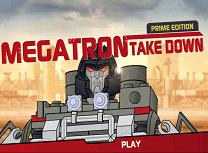 Megatron in Actiune