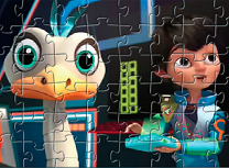 Merc si Miles Puzzle