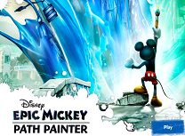 Mickey Mouse Puterea Picturii