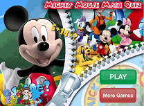 Mickey Mouse Test la Matematica