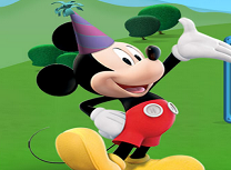 Mickey Mouse in Labirint