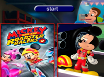 Mickey and the Roadster Racers de Memorie