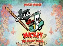Mickey si Livrarile