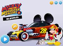 Mickey si Roadster Racers Potriviri