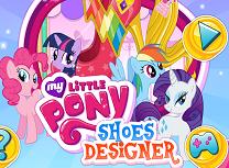 Micul Meu Ponei Designer de Pantofi