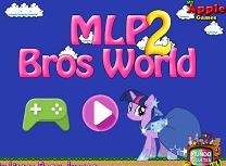 Micul Meu Ponei Lumea Bros 2