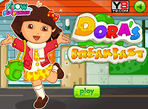 Micul Dejun cu Dora