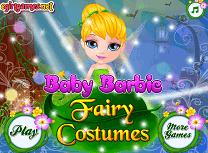 Micuta Barbie Costume de Zana