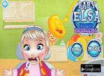 Micuta Elsa Probleme la Dinti