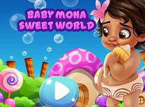 Micuta Moana in Lumea Dulciurilor