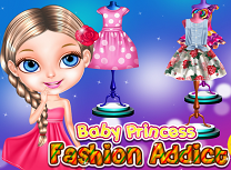 Micuta Printesa Pasionata de Moda